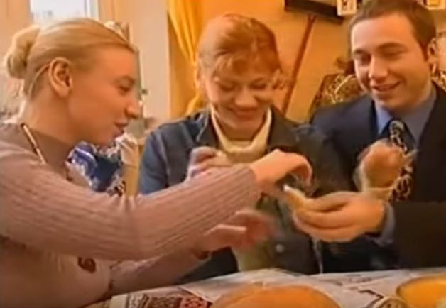 """Саша+Маша"" (2003-2005)"