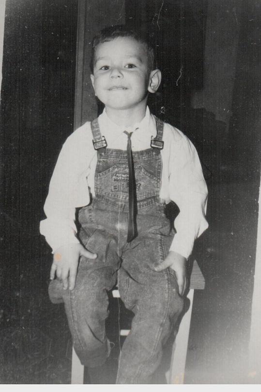 Niletto (Данил Прытков) в детстве
