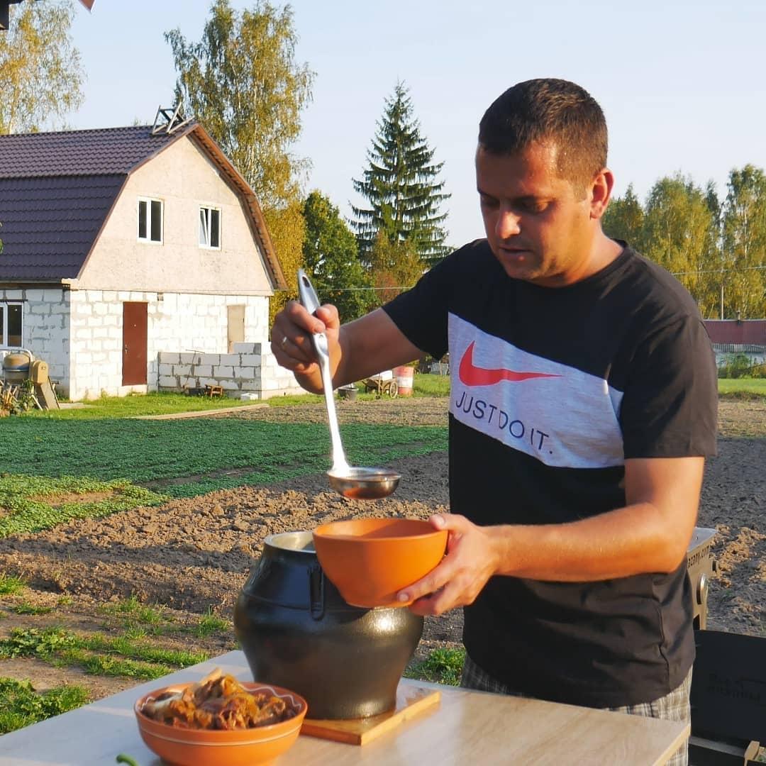 Блогер-кулинар «Сеня в деле»: биография, личная жизнь