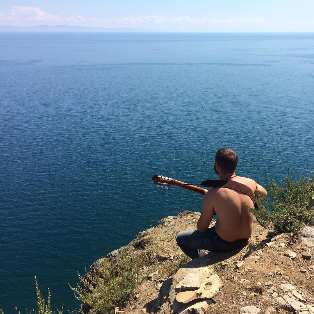 Виталий Будяк: биография гитариста