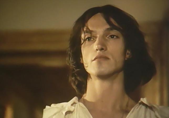 """кадр из фильма """"Визит к Минотавру"""" (1987)"""