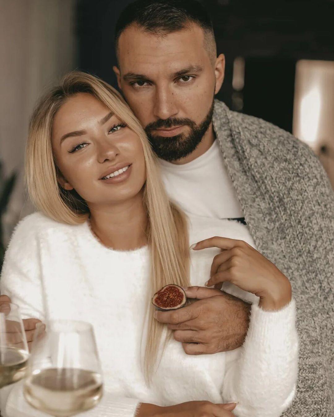 Мария Соколова и Вячеслав Горбенко