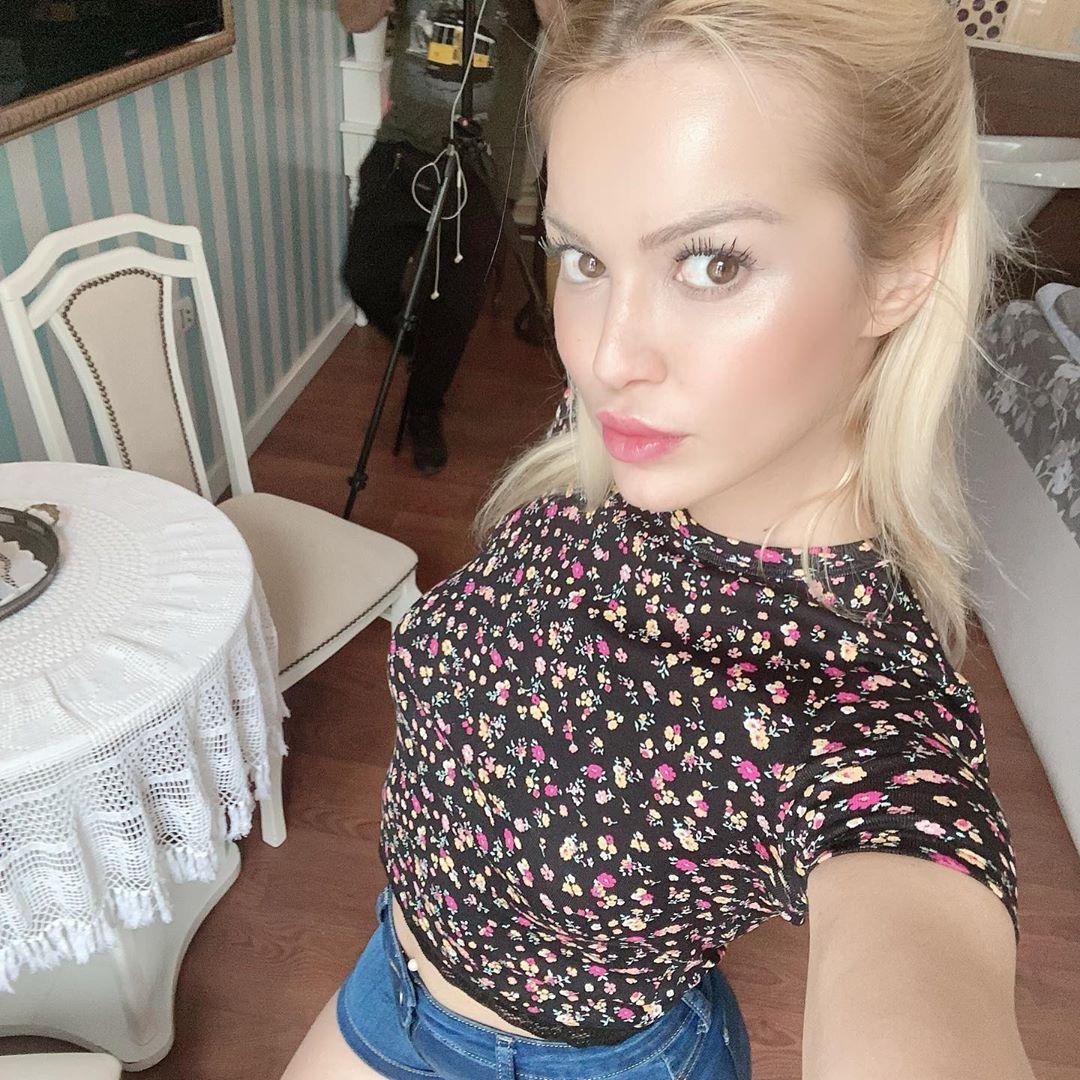 Черри Кисс (Cherry Kiss): биография актрисы