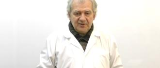 Алименко Анатолий Николаевич: биография доктора