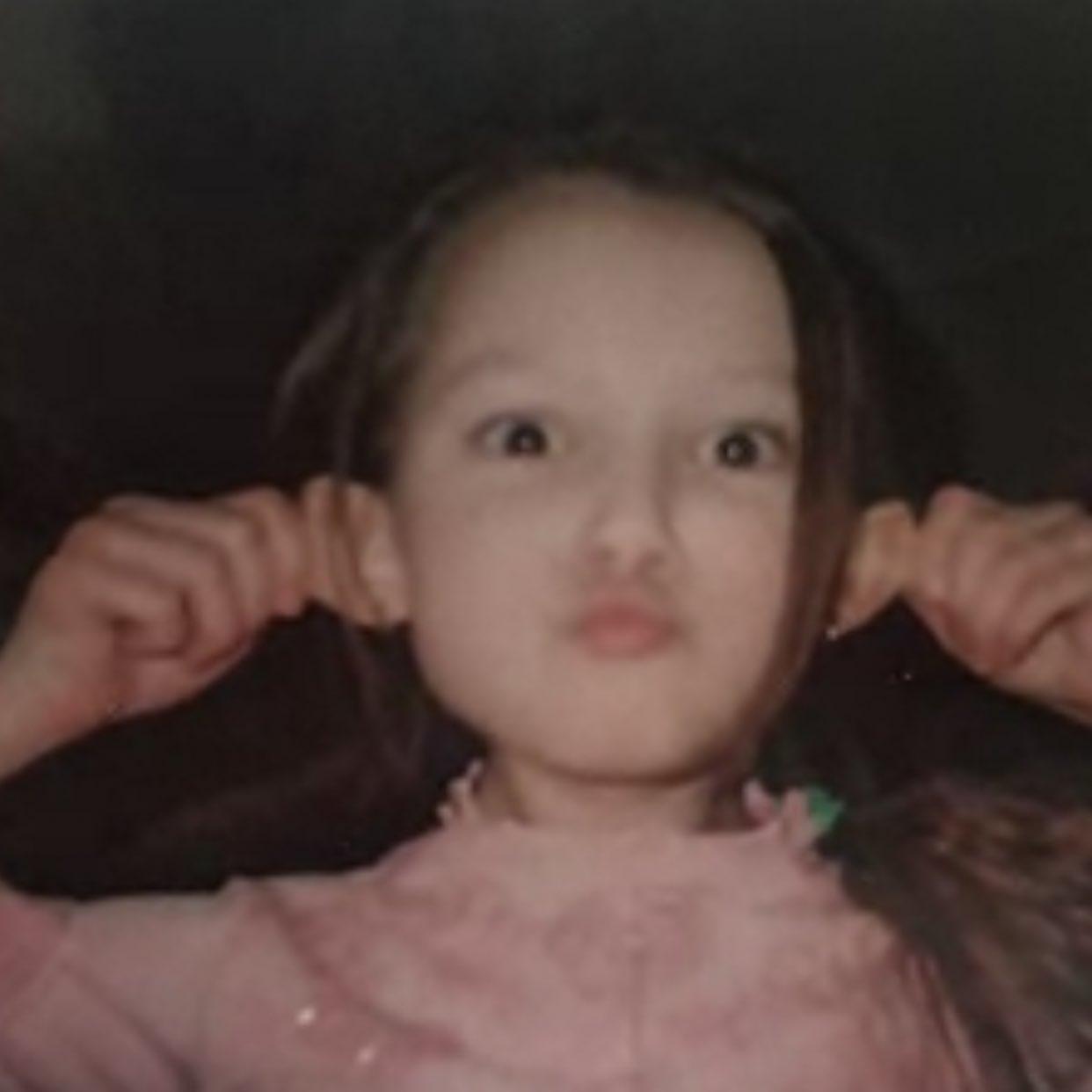 Mikimakey в детстве